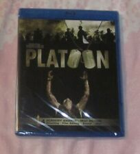 Platoon Oliver Stone Blu-Ray Brand New Free Shipping