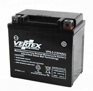 Vertex Battery For Husqvarna TE 300 2T 2015