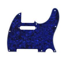 NEW PICKGUARD TELECASTER BLUE PEARL - 3 ply - pour guitare télé