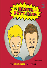 Beavis & Butt-Head: The Mike Judge Collection Vol. 3 (DVD,2006)
