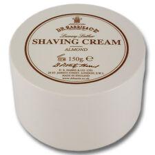 D R Harris Luxury Shaving Cream Screw Tub in Almond Scent (150g)