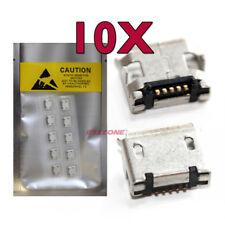 10 X New Micro Usb Charging Sync Port Beats Pill 1.0 2.0 Bluetooth Speaker Usa