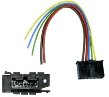 Fiat Grande Punto Heater Blower Motor Resistor Wiring Loom Plug