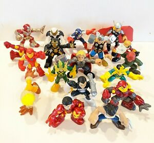 CHOOSE: 2005-2018 Super Hero Squad Figurine * Combine Shipping!