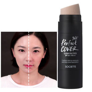 Perfect Cover Cushion Stick SPF 50+/PA+++/ Whitening,Anti-Wrinkle,Sun protection