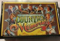 Vintage 80's Country Memories Tape # 2 Cassette