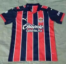 Puma NWT Chivas Visitor Visitante Segunda 20/21 S,M,L,XL,XXL Soccer Jersey