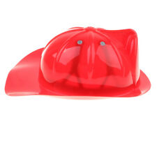 Fireman Cosplay Toy Role Playing Costume Hat With Compass Extinguisher G9Z