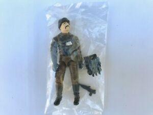 G.I. GI Joe MAJOR BLUDD 1983 - MINT-IN-SEALED-BAG MIB MISB