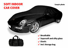 Soft Indoor Car Cover for Chrysler Crossfire Coupe & Cabrio SRT 6