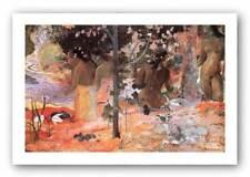 The Bathers, 1898 Paul Gauguin Art Print 32x20