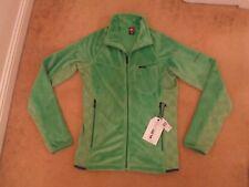 NUOVA Giacca in pile Quiksilver Bromley Ride Plus Dry VOLO Veleno Verde Piccolo £ 85
