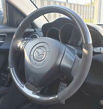 Mazda Rx8 Carbon Alcantara Lenkrad Steering Wheel