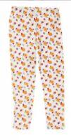 New Gymboree Sunflower Smiles Floral Leggings Size 10 BTS Fall Fun