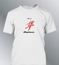 T-Shirt Customised Hayabusa Gsxr S M L XL XXL Man Motorcycle Gsx-R 1300