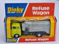 DINKY - 978 - BEDFORD TK REFUSE TRUCK - MINT & BOXED - 1978 TO 1980 VINTAGE