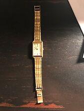 Women's Vintage Omega Deville Gold Watch Ladies