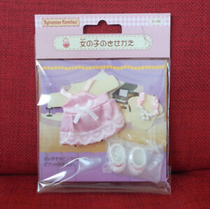 Sylvanian Families GIRL'S DRESS Epoch Calico Critters