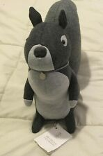 NWT 595$ BRUNELLO CUCINELLI plush Stuffed TOY animal lifestyle cashmere wool