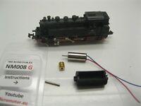 NM008G Minitrix BR 24 / BR 64 Glockenanker Umbausatz