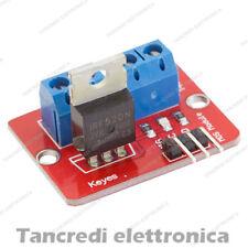 Modulo IRF520N MOSFET driver led motori module IRF520 arduino raspberry shield