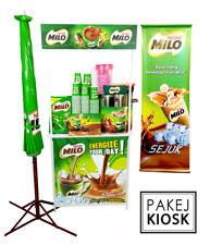 Set Kiosk Promo Milo (Full Set)
