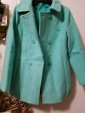 Winter Coat Mint Forever 21 Style