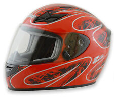 ZAMP - FS-8 M2015 Racing Helmet - Snell Rated Full Face Karting Motorcycle DOT+