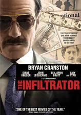 The Infiltrator (DVD, 2016)