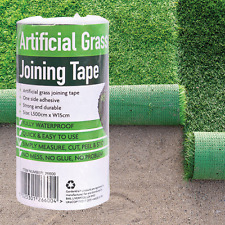 Gazon artificiel bande autocollante rejoindre fixation pour joint turf tape L5m W15cm