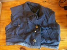 U.S. Air Force Wool Vest Serge Blue WIL-C-33104 Size 46-R