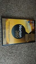 Norton 360 Version 4.0 All In One Exclusive Gold Edition Windows 7 - Vista - XP
