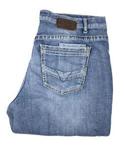 BKE Buckle Seth Straight Leg Jeans Sz 38x32 ~Crookshank~Fast Ship