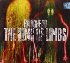 RADIOHEAD - THE KING OF LIMBS  CD NEW+