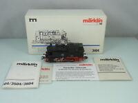 Märklin H0 3404 Tenderlokomotive Dampflok BR 80 Ruhrkohle Digital Delta