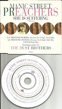 MANIC STREET PREACHERS She Is Suffering REMIXES & DUB &EDIT CD single USA Seller