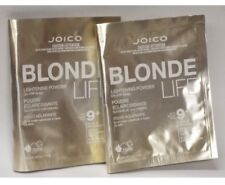 JOICO Blonde Life Lightening Powder 9+Levels of Lift 1.05oz  (  2 ) Packettes