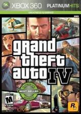 Xbox 360 : Grand Theft Auto IV VideoGames