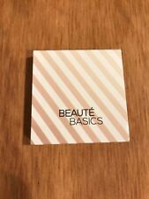 Beaute Basics Foiled eyeshadow Lavish 4g/0.14oz NEW