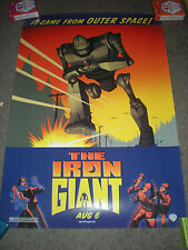 "THE IRON GIANT - MINI-POSTER - 17"" X 25"" - 1999"