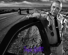 Dayton Callie Unser Sons Of Anarchy SIGNED AUTOGRAPHED 10X8 REPRO PHOTO PRINT