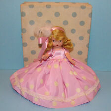 Nancy Ann Storybook Bisque Doll Fl 178 Give Me a Lassie in Box