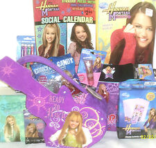 NEW HANNAH MONTANA TOY EASTER GIFT BASKET TOYS PLUSH GUITAR birthday gift