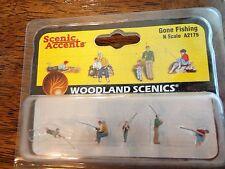 Woodland Scenics N #2179 - Gone Fishing
