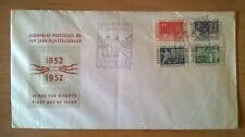 FDC E10 Eeuwfeest postzegel 1952 Blanco