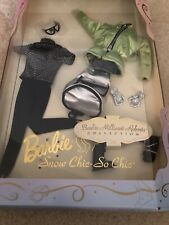 Snow Chic-So Chic Barbie Millicent Roberts Collection Limited Edition