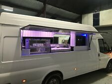 4e1fc16d33 catering burger food van BRAND NEW - VERY HIGH SPEC - FINANCE AVAILABLE