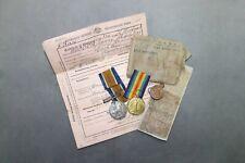 Australian WW1 Medal Group - L/Cpl J. A. Madden 3rd M.G. Coy AIF