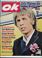 ok Nr.44 vom 24.10.1966 Paul McCartney, Udo Jürgens, Sonny & Cher, Senta Berger