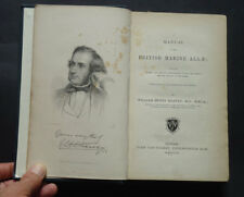 MANUAL OF THE BRITISH MARINE ALGAE by W. Harvey: Biology / Science / Plants 1849
